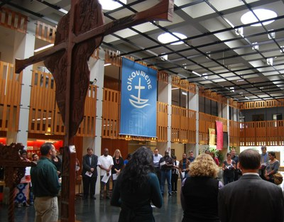 The Ecumenical Center in Geneva [photo by WCC]