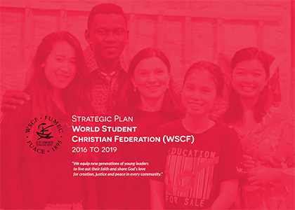 WSCF Strategic Plan 2016 2019