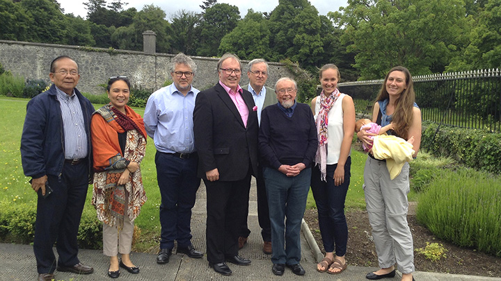 The Centennial Fund Board meeting in Ireland, May 2017