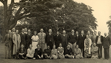 1936 ExCo Meeting