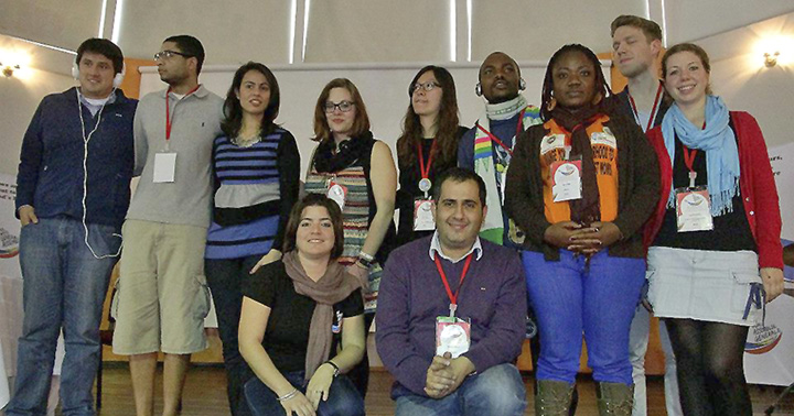 2015 ExCo elected at the 35th General Assembly in Bogotá